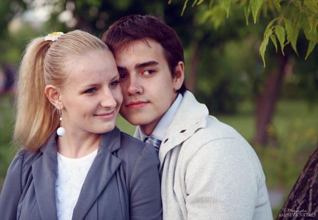История знакомства с мужем