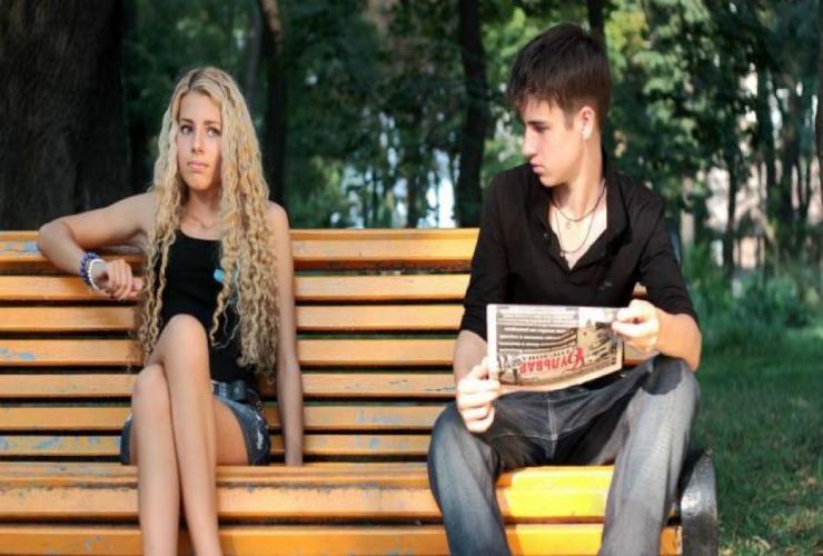 Что спросить у девушки при знакомстве?