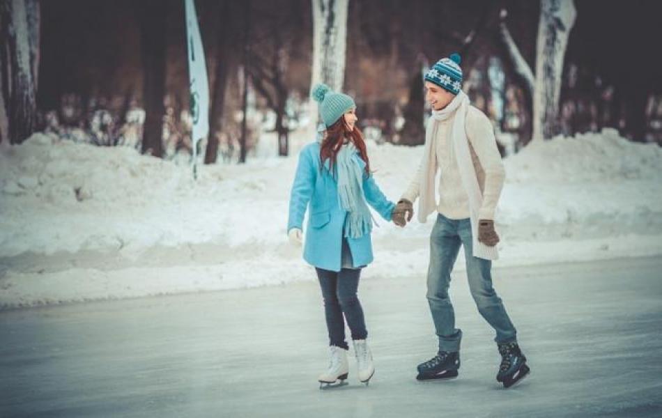 Куда сходить с девушкой зимой?