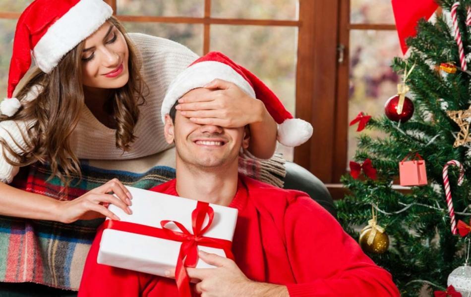 Что подарить любимому человеку на Новый год?