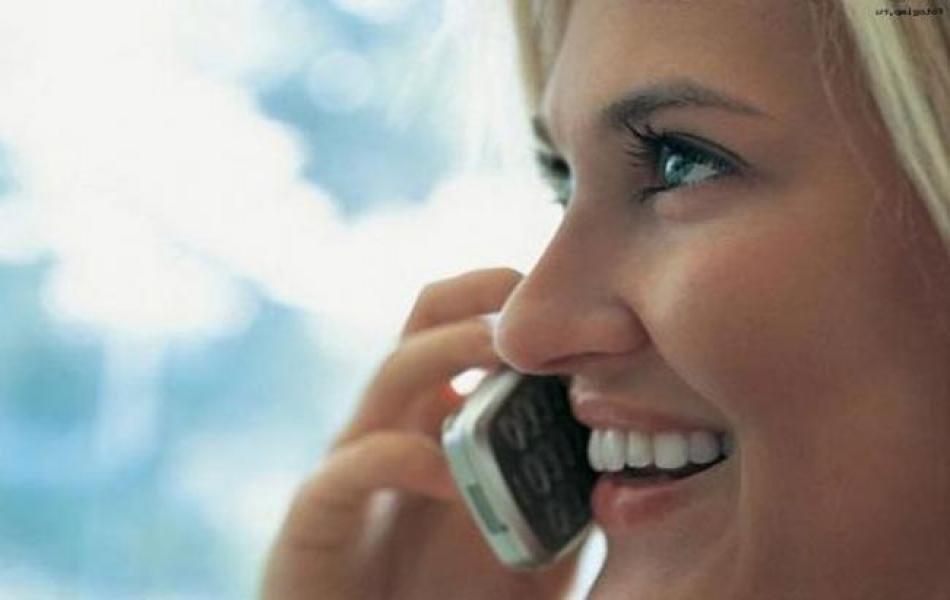 История любви по телефону